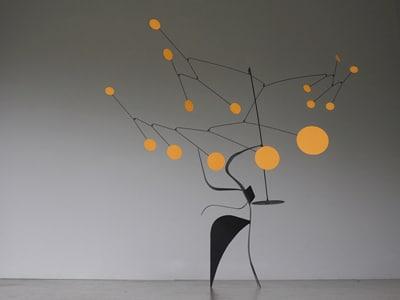 fun circle, stabile d'intérieur, sculpture à poser, intérieur design, créations paradox