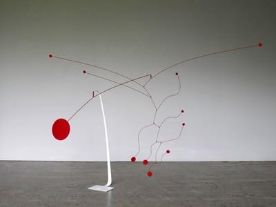 sculpture objet mobile