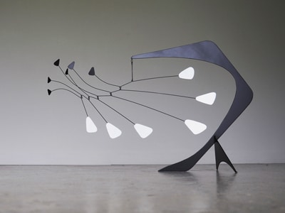 fondation maeght calder stabile