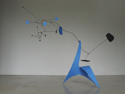 sculpture mobile