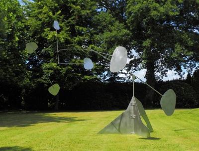 sculpture de jardins