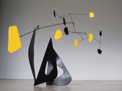 kinetic sculpture calder