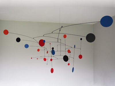 sculpture mobile calder