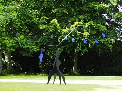 sculpture mobile pour jardin et exterieur