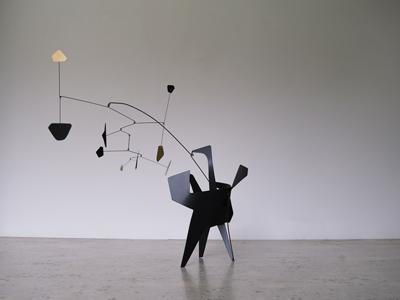 sculpture stabile cinétique créations paradox