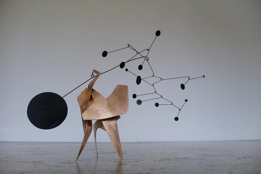 home design, tendance déco, sculpture, stabile , mobile